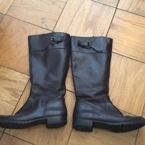 Ralph Lauren Sigrid Riding Boots